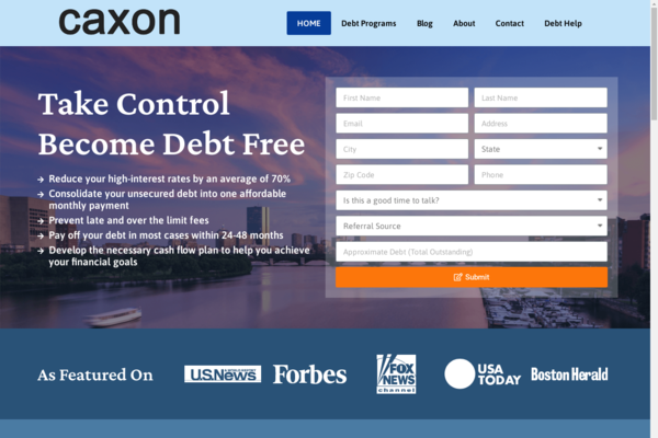 caxon.org - Debt Relief & Consolidation - Consumer Credit Counselling