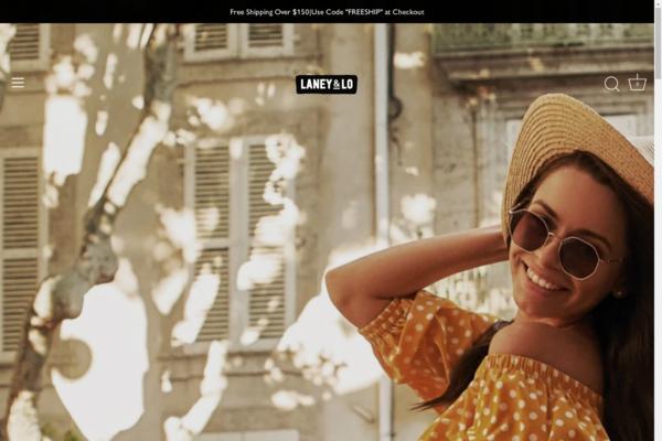laneyandlo.com - Laneyandlo.com - Thriving Shopify Fully Automated High Profit Dropshipping Store