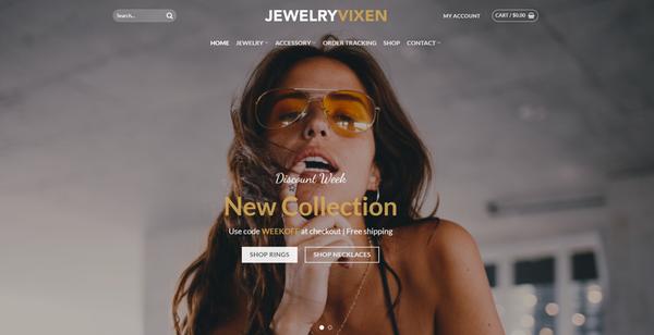 JewelryVixen.com - JEWELRYVIXEN.COM Professional Jewelry store 3,000+ inventory USA Supplier