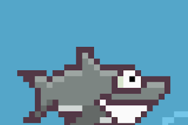 Sharky Swim - Super addictive Android game with BIG potential for passive income