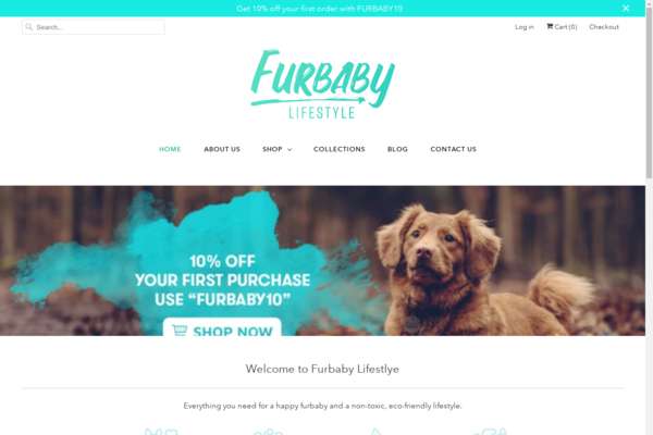 furbabylifestyle.com.au - Quality Pet Products - non-toxic, Eco-friendly, Australian made