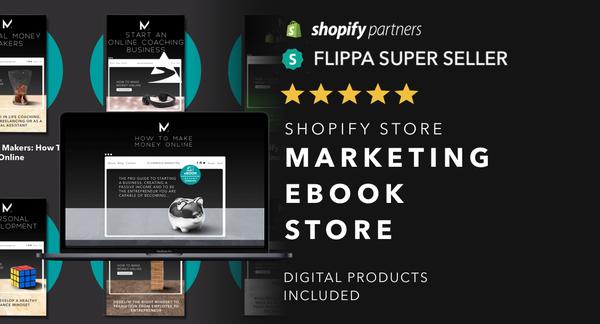 MagicalMarketingGuide.com - Password: 1234 | Business Marketing Ebook Shopify Store For Sale Startup Streams