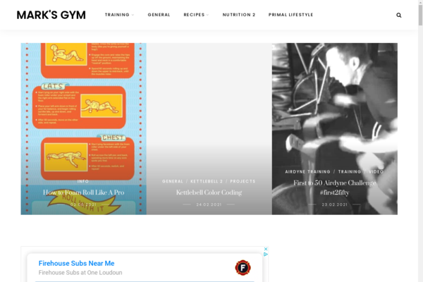 marksgym.com - Website about celebrities on WordPress. Added to Adsense. US organic traffic.