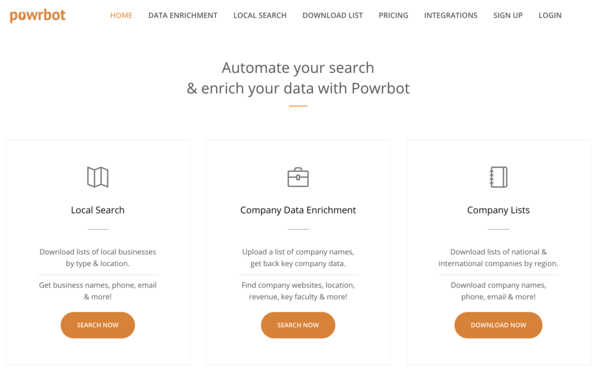 Powrbot - A ~3.5 year old data subscription SaaS with entirely organic growth (no paid marketing) and $1,200 MRR. Automated with no staff (just support emails).
