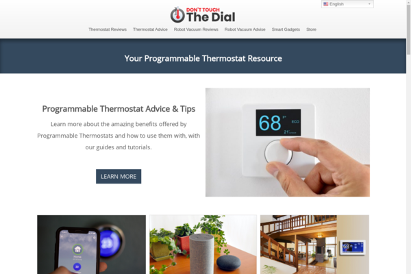 DontTouchTheDial.com - Don't Touch The Dial - Set It and Forget It