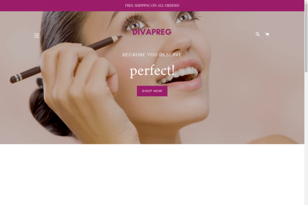 divapreg.com - A highly professional ecommerce store with 7-figure potential!