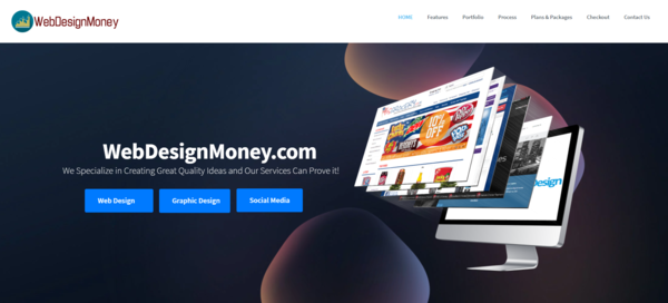 http://webdesignmoney.com/ - Complete Web Design Agency Business. 100% Automated. Great opportunity to own a great online business for a lifetime passive income for newbies and beginners or