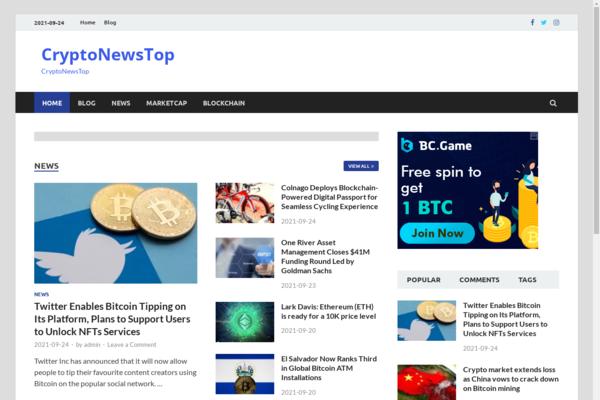 cryptonewstop.com - CryptoNewsTop