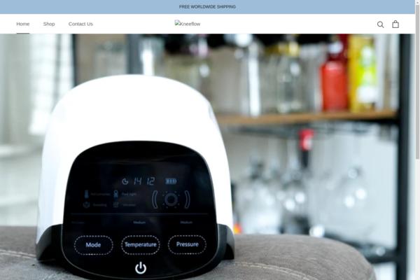 kneeflowmassager.com - Innovative Health product