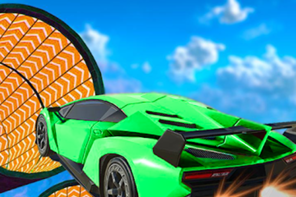 Car Sky Stunt Game 3D - Android Mobile Game for sale ||Car Sky Stunt Game 3D