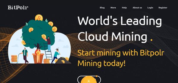 World's Leading Cloud Mining - Bitcoin Mining Advanced BTC Crypto Mining Platform