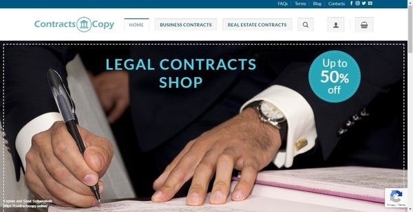ContractsCopy.online - 100% Automated Digital Downloads eCommerce ~ Legal Contract Templates Digital products with Huge Demand All Year. Perfect Side Hustle to Make Extra Money.