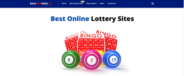 bestlucklotto.com - Affiliate Lottery Review Website - Earn Up To 40% Commissions On Lifetime