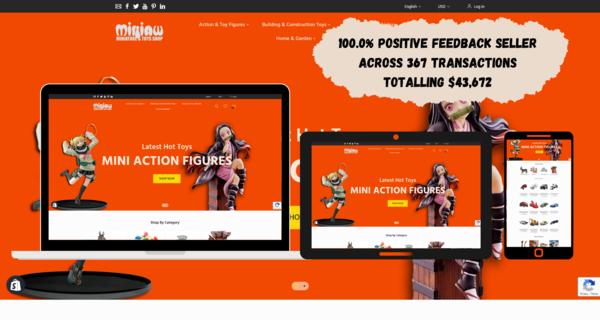 Miniaw.com - PASS: 1234 Miniature & Action Figures SHOP. HIGH PROFIT MARGIN. USA &Intl Market