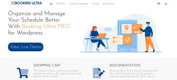 bookingultrapro.com - e-Commerce / Internet