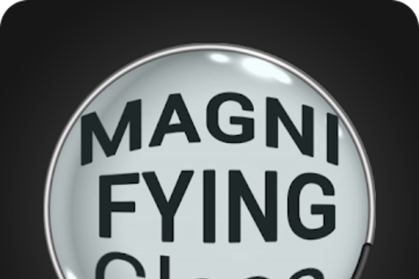 Magnifier-Magnifying glass with Light - Image Magnifier - Highly ranked app, revenue from app sales & admob