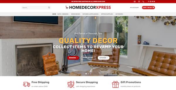 HomeDecorXpress - HOMEDECORXPRESS.COM Professional Home Decor store 3,500+ inventory USA Supplier