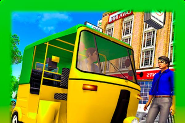 tuk tuk rickshaw driving game 3D - Android Mobile Game for sale ||Tuk Tuk Rickshaw Driving Game 3D