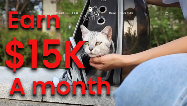 catibis.com - GET THE LIFE YOU WANT With Trending Product: (10-15K USD/Month) $$$