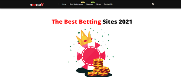 ubetbest.com - Affiliate Review Betting Website - Earn Up To 50% Commissions On Lifetime. An Affiliate Marketing website can earn you thousands per signup!