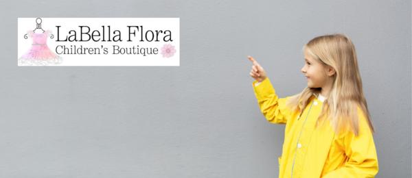 labellaflorachildrensboutique.com - e-Commerce / Design and Style