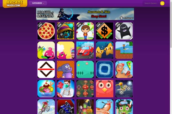 arcade4kids.com - Arcade4Kids.com - Fully AUTOPILOT Arcade Gaming Platform (Earn Passive Income!)