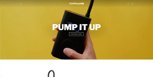 pumpmane.com - Portable Electric Pump   Branded Automated One Product Store