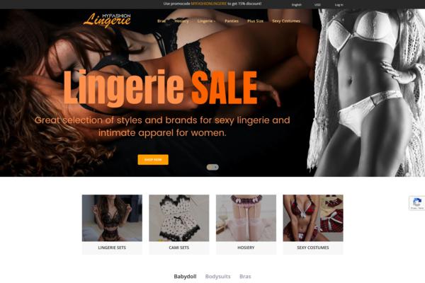 MyFashionLingerie.com - LINGERIE BRAS PANTIES SEXY Dropship STORE. HIGH PROFIT MARGIN. AUTOMATED