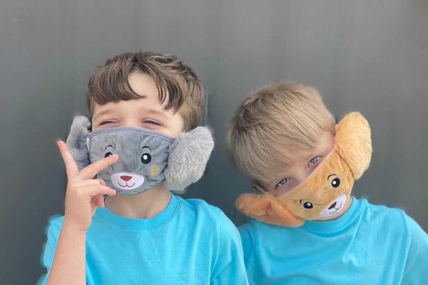 My Maskots - 150k Revenue Shopify Ecommerce Store. Maskots! Fun Face Covers For Kids