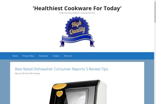 healthiestcookware.com - healthiestcookare.com