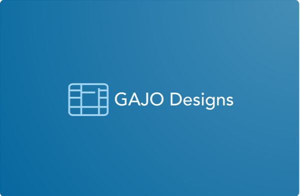 gajodesigns.com - GAJO Designs Website. Comes with a Landing Page & Twitter/Instagram Accounts.