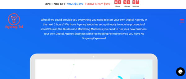 AgencyTel.com - Own Your Own Agency Reseller Business
