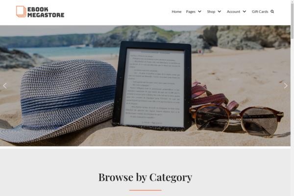 ebookmegastore.site - EbookMegastore.site Woocommerce eBook Store Passive Income 100+ Digital Products