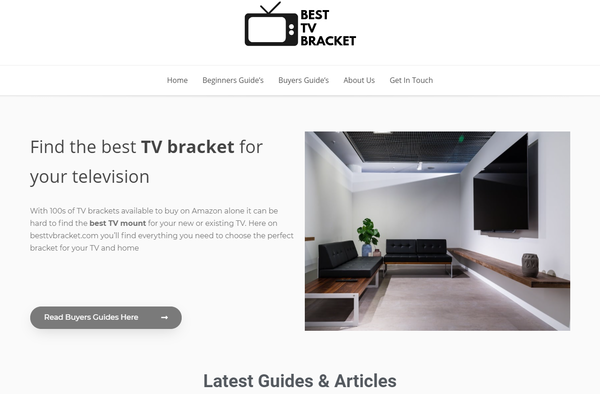 besttvbracket.com - Advertising / Home and Garden