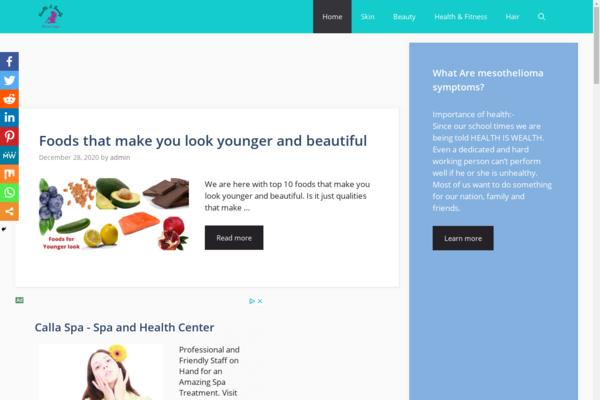 HaBpl.com - Health and Beauty Premier League(DA 44, PA 30, DR 37)