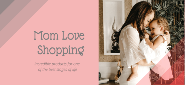 momloveshopping.com - Automated Store, SEO Backlinks $4,500/Mo Potential, 10-years Domain -NO RESERVE!