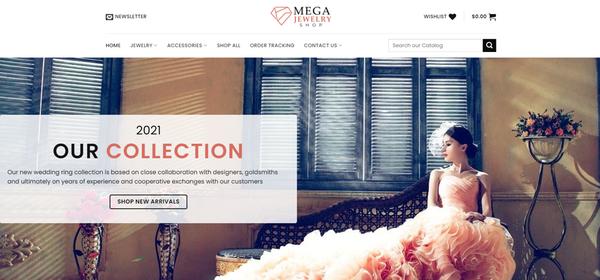 MegaJewelryShop.com - MEGAJEWELRYSHOP.COM Professional Jewelry store 3,000+ inventory USA Supplier
