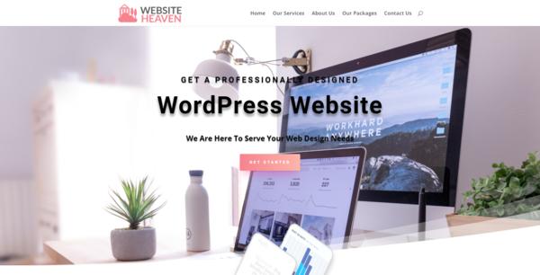 websiteheaven.co - Web Design Agency, Newbie Friendly, Fully Outsourced, Net Profit - $710 per/mo