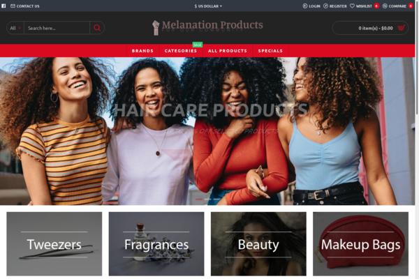 melanationwoman.com - Free Unlimited Hosting For Premium Woman's Fashion & Accessories Store