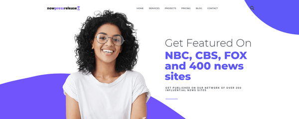 nowpressrelease.com - Hot Outsourced Press Release Distribution Company Website. Newbie Friendly Business. Fast-growing industry.