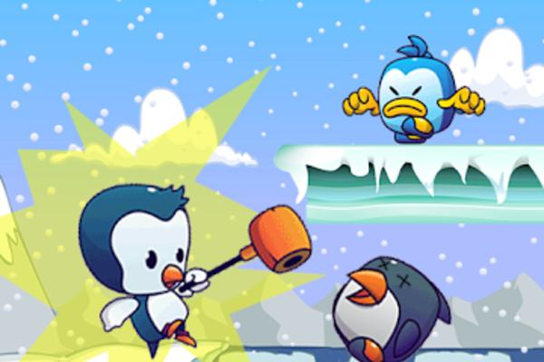 pengu adventure - Professional Game $$ With admob ads $$