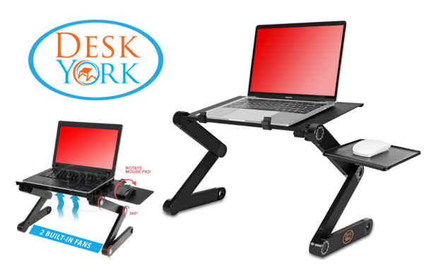 Desk York - We sell laptop tables that can be used by anybody and any age.