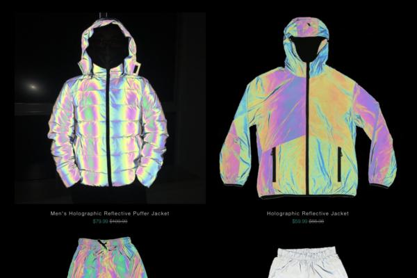 rreflexclothing.com - High Quality Prebuilt Shopify Dropshipping Retail Website