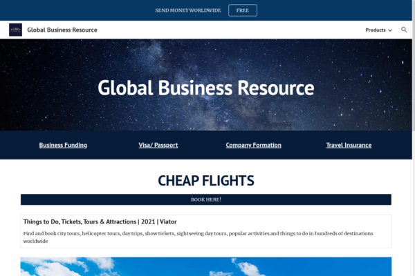 globalbusinessresource.com - Global Business Resource