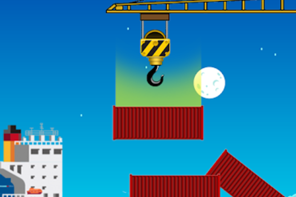 Crane Stack - Professional Game $$ With admob ads $$