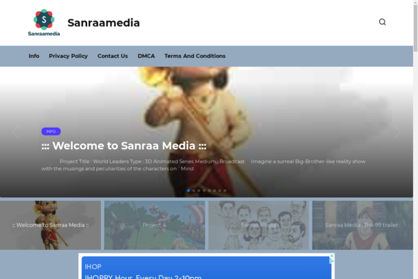 sanraamedia.com - Blog about PC, bug fixes. Added to Adsense. Made with WordPress.