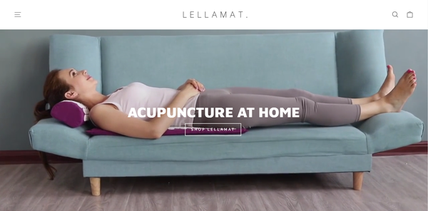 lellamat.com - Acupuncture Mat | Branded Automated Shopify One Product Store