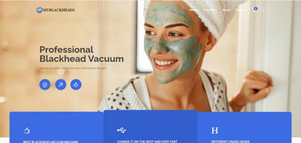 myblackheads.com - Myblackheads.com Beauty & Health Store with Exceptional Growth Potential