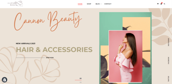 cannonbeauty.com - Dropshipping Beauty and Cosmetics Store. Sell worldwide! High-Profit Margins.