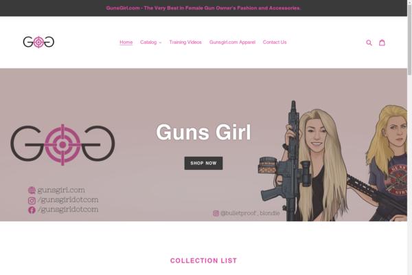 gunsgirl.com - Gunsgirl.com - the Very Best in Female Gun Owners Fashion and Accessories.